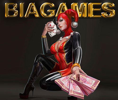 ورود به سایت پوکر بیا گیمز BIAGAMES