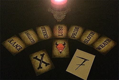 کامل ترین آموزش بازی هفت خبیث Seven Devils