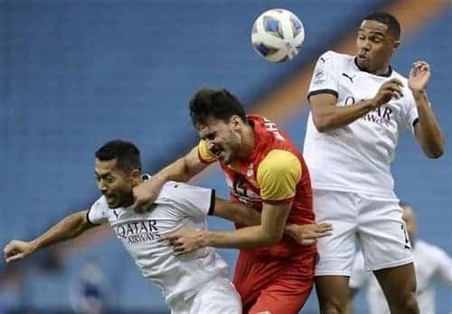 بازی فولاد و السد قطر در لیگ قهرمانان آسیا 2021