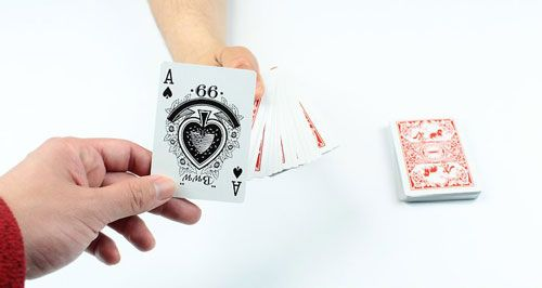 نحوه اجرای ترفند کارت با استفاده از ریاضی