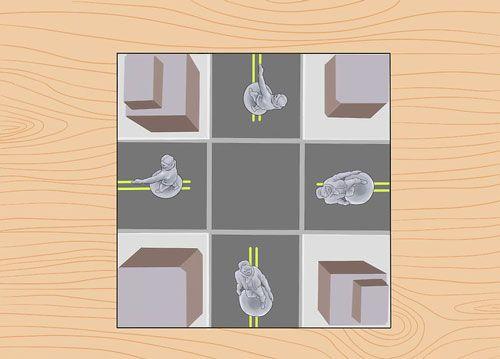 بازی زامبی یک بازی کلاسیک و مهیج از بازی تخته