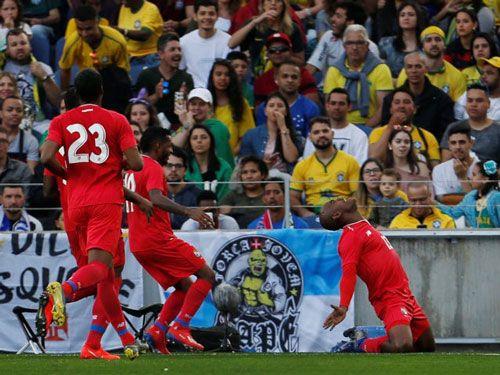 فرم پیش بینی بازی فوتبال قطر در مقابل پاناما جام طلای 2021